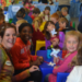 Kinder-oppasdiens op die feesterrein