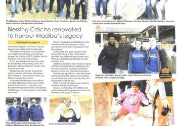 Mandela Day Outreach