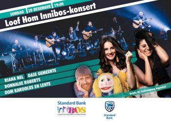 Sondag, 28 Junie 2020 – Loof Hom Innibos-konsert