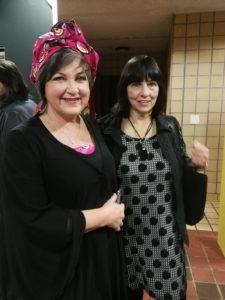 Sandra Jacobs, Philna Scholtz.
