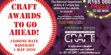 Innibos Craft Awards 2020 to go ahead