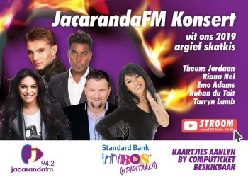 JacarandaFM Konsert