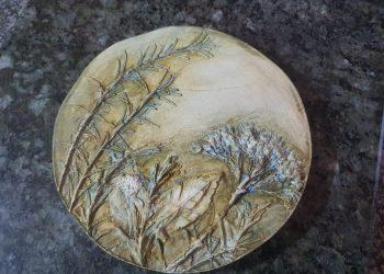 Botaniese relief print